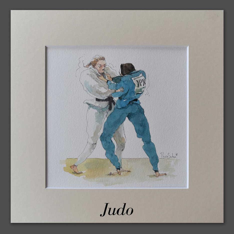 JO - Judo