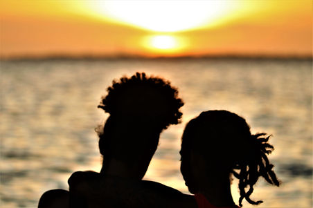 sunset beachcouple.JPG
