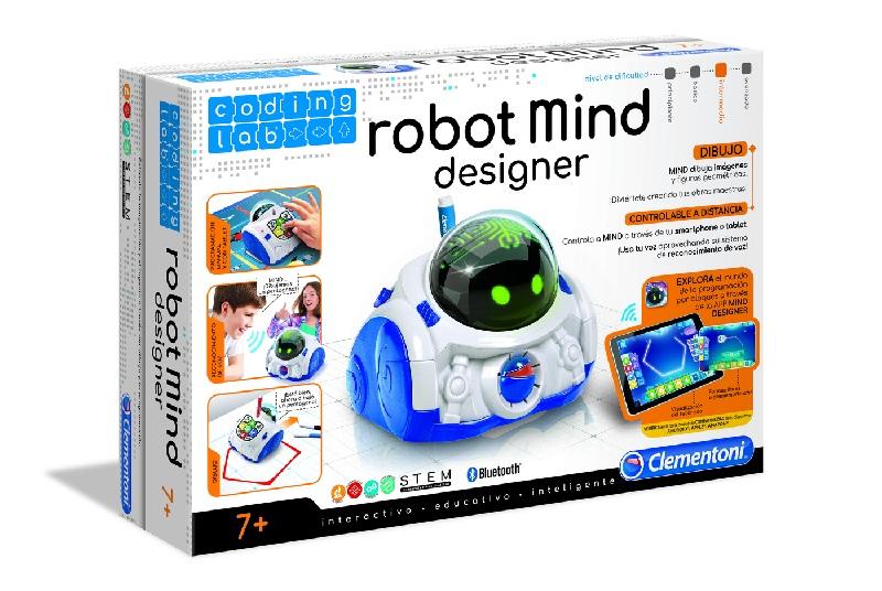 Robot Mind
