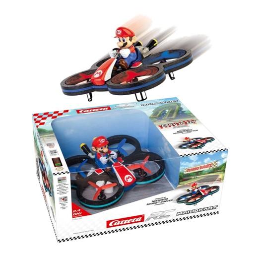 Mario drone