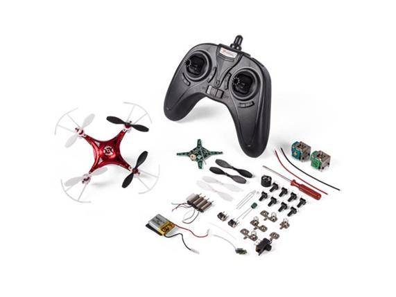 Mini Cuadracóptero kit