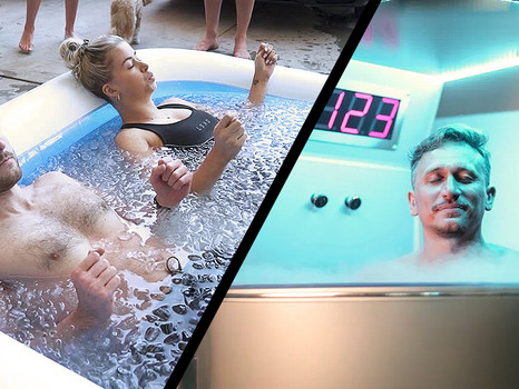 Why is Cryotherapy better than an Ice Bath?