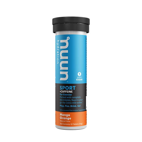 Nuun Sport+ Caffeinated