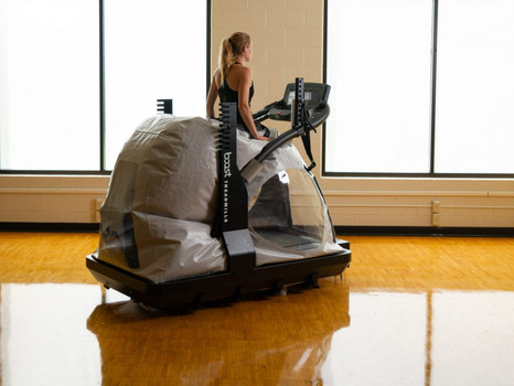 What is so good about the Woodway 4Front Boost Anti-Gravity Treadmill?