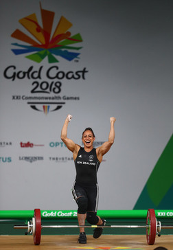 Alethea+Boon+Weightlifting+Commonwealth+