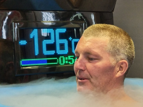 Does Whole body cryotherapy enhance recovery for better performance?