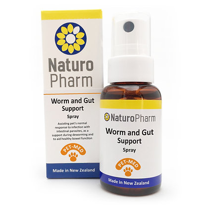Pet-Med Worm and Gut Support