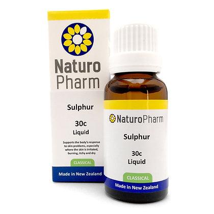 Sulphur 30c