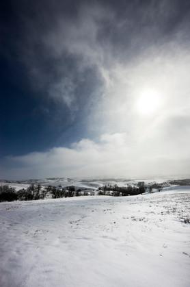 snow shroud