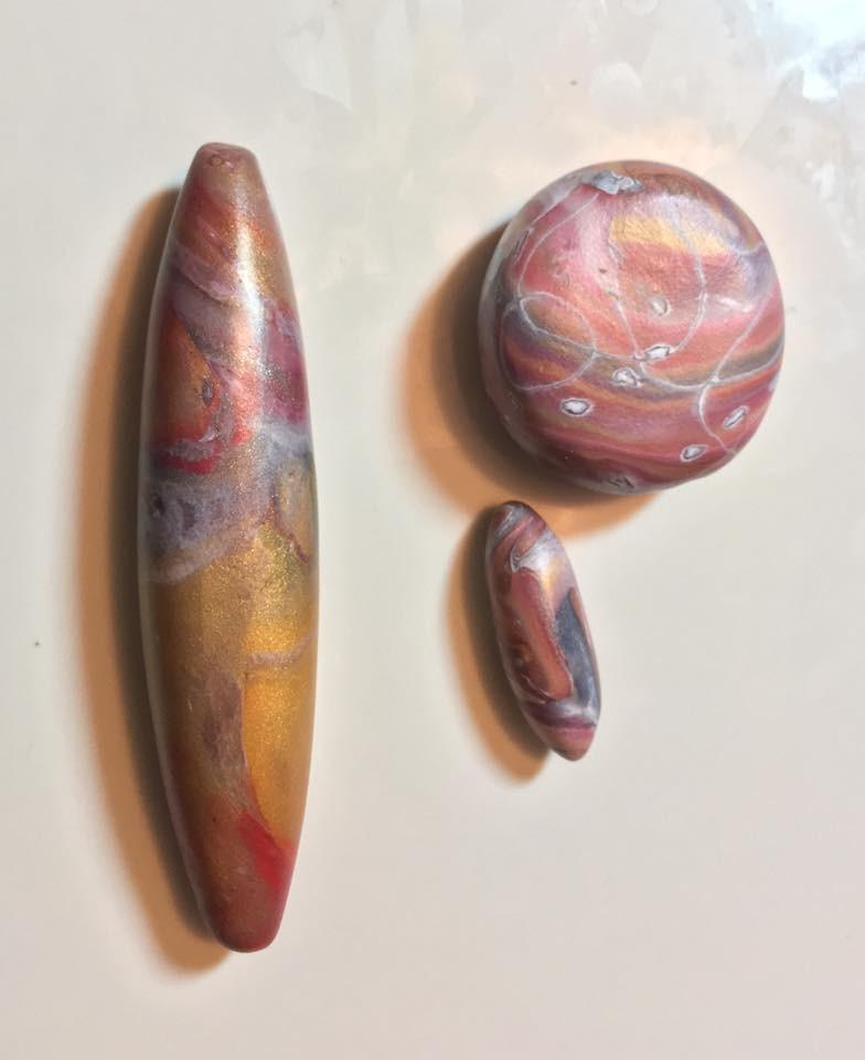 Polymer Clay Focals