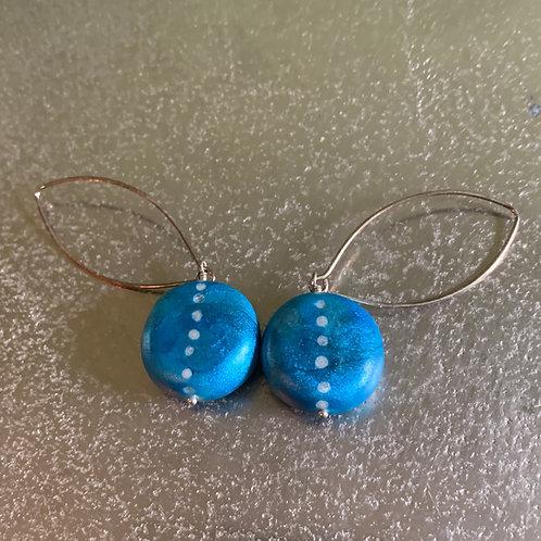 Orbital Moon Earrings