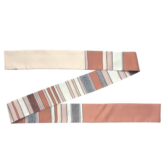 Headband ceinture Transat - Blanc Cassé
