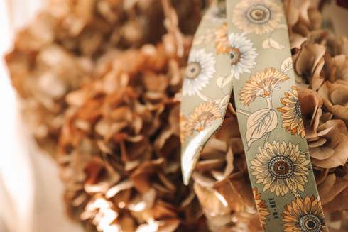 Les Bracelets & rubans en soie