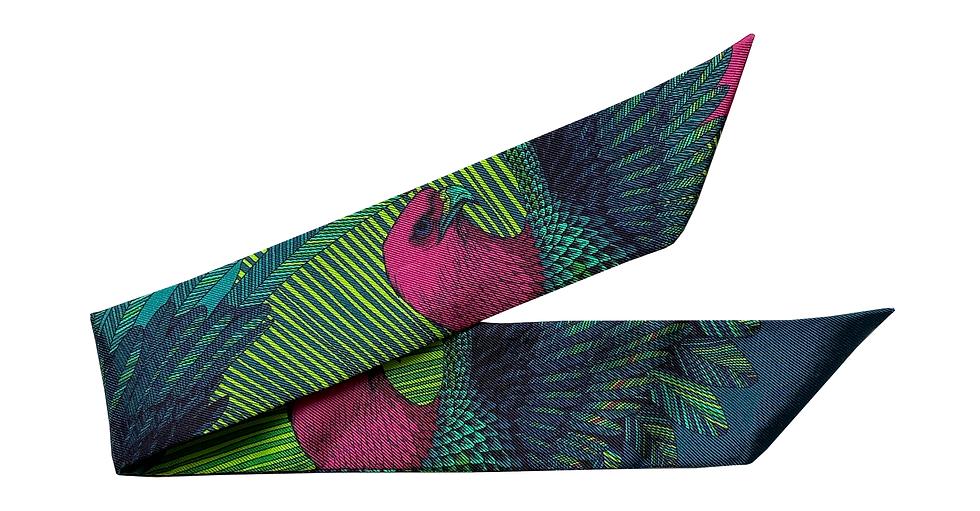 Bracelet 4cm - L'aigle, turquoise