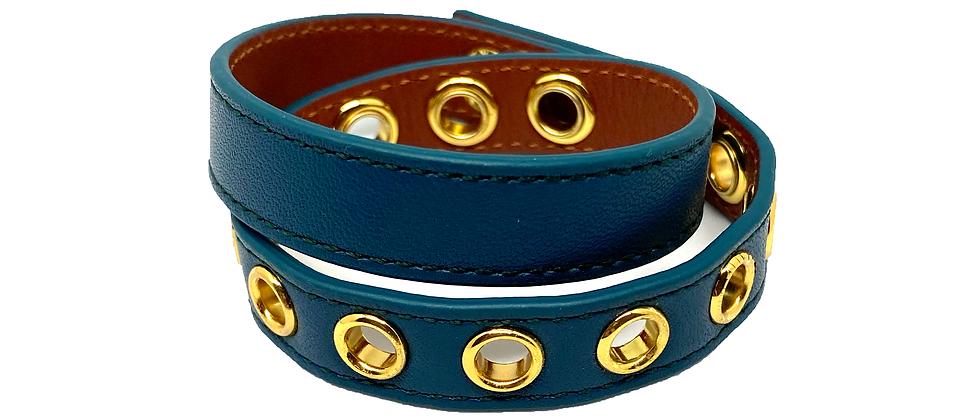 Bracelet double tour octane Cycle, sans soie