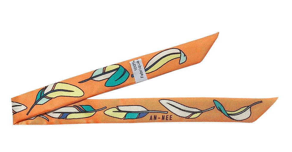Ruban 2cm - La Bataille, orange