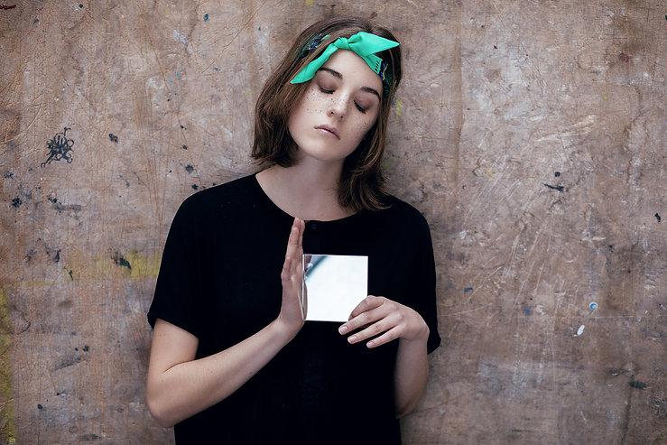 Petit Headband en soie Les Âges, AN-NEE