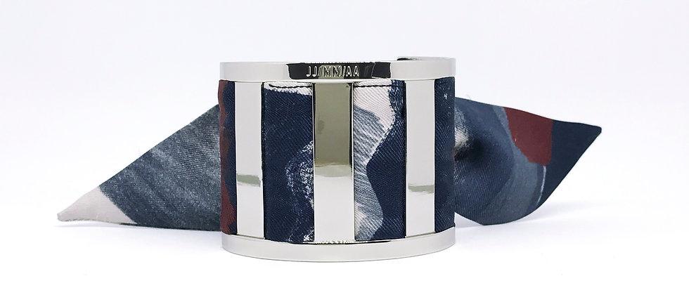 La Manchette JJ/MM/AA et son bracelet Palette couleur Mélange