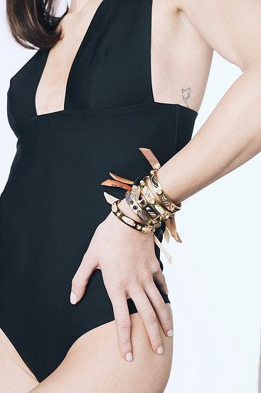 Bracelet incrusté de Nacre