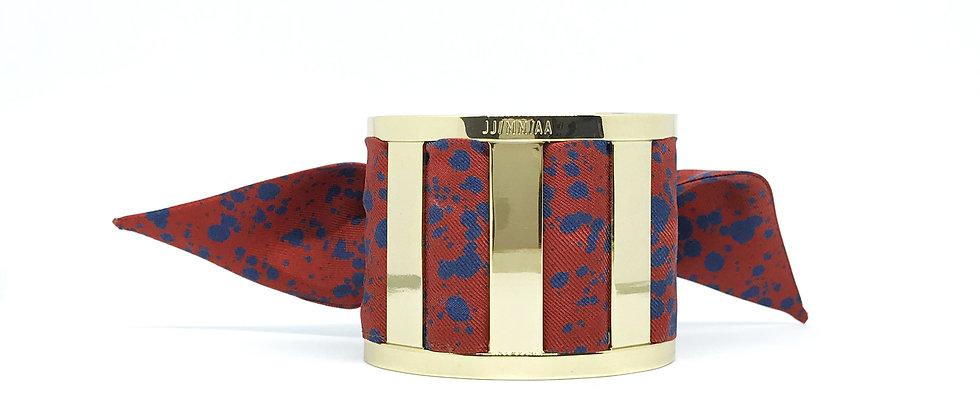 La Manchette JJ/MM/AA et son bracelet ANNEE couleur Pigment