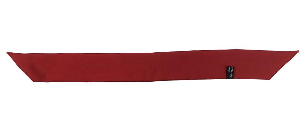 Bracelet uni Bordeaux