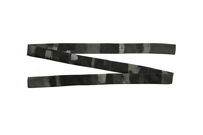 Headband Ceinture Acrylique - Couleur : Incolore