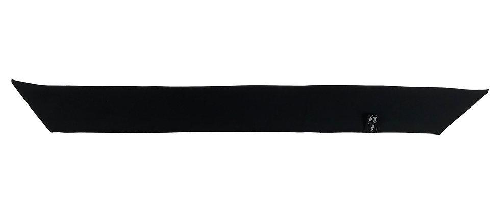 Bracelet uni Noir