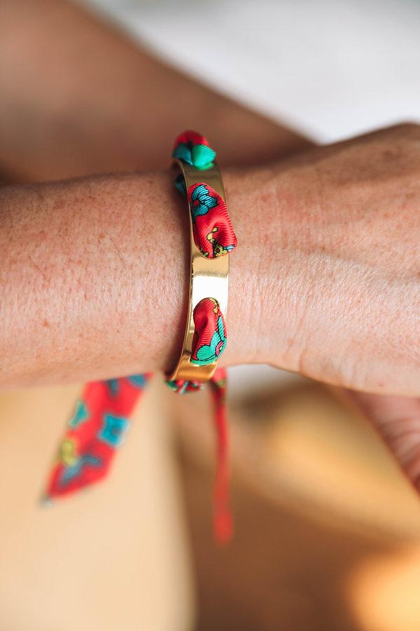 Bracelet PROUST d'AN-NEE, créé par Alexia Nokovitch