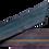 Thumbnail: Bracelet 4cm - Kilim, recto/verso