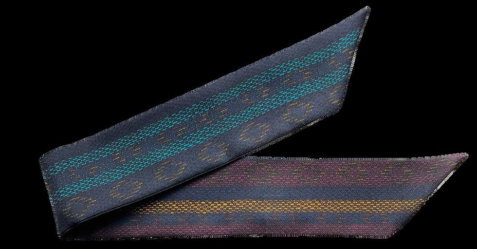 Bracelet 4cm - Kilim, recto/verso
