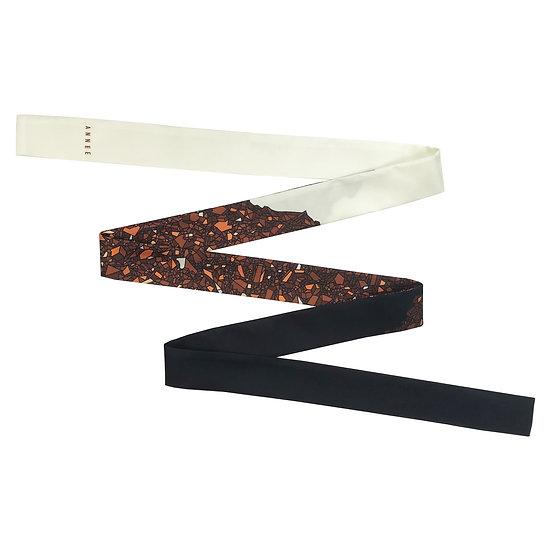 Headband / Ceinture PEPITE - Réel