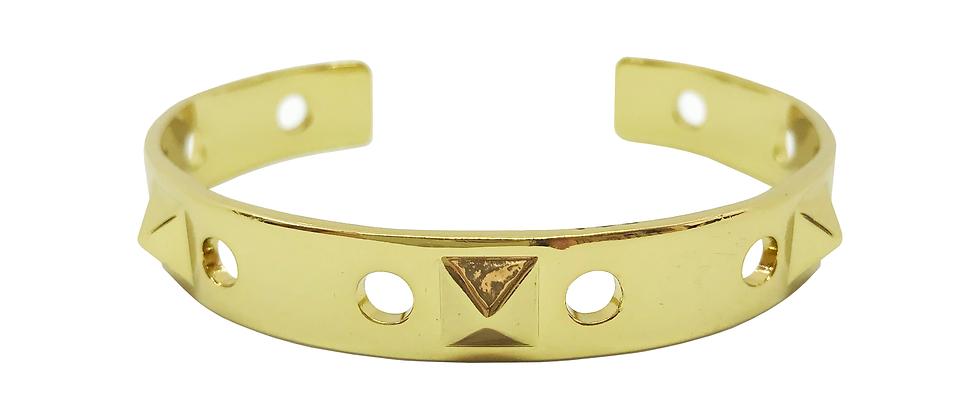 Bracelet Clous, sans soie