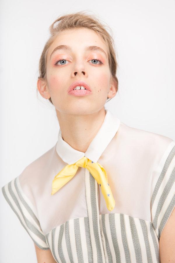 AN-NEE, foulards, alexia nokovitch, carres de soie, made in france, adeline jouan