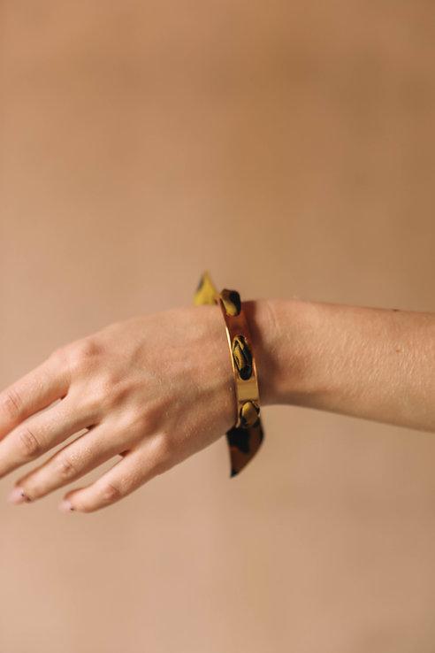 Bracelet fin AN-NEE par Alexia Nokovitch