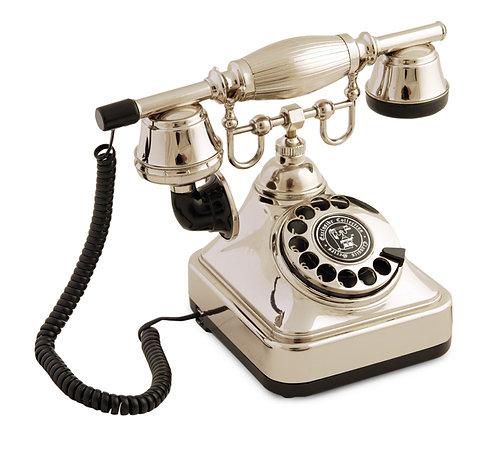 Gümüş Klasik Telefon
