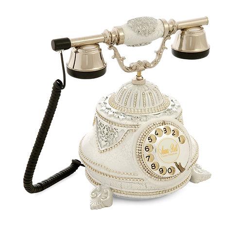 Tombul Varaklı Swarovski Taşlı Telefon
