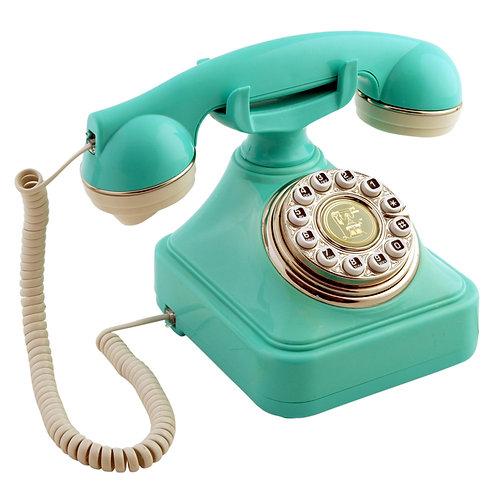 Turkuaz Klasik Telefon