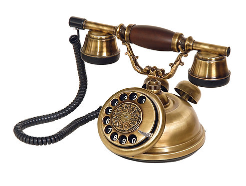 Kubbe Eskitme Telefon