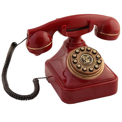 Bordo Klasik Telefon