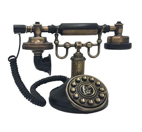Otel Tipi Ferforje Telefon
