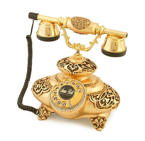 İtalyan Swarovski Taşlı Klasik Telefon