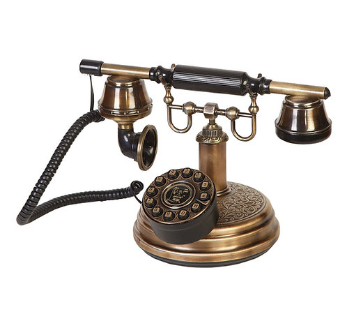 Villa Stork El Dekorlu Klasik Telefon