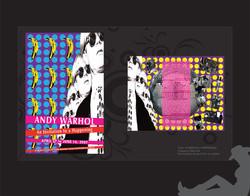Exhibit Poster & Brochure