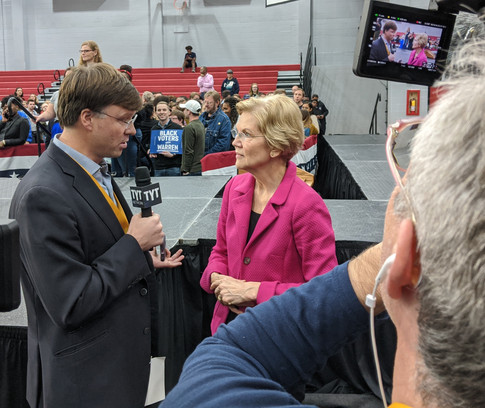 Ryan Grim interviews Elizabeth Warren