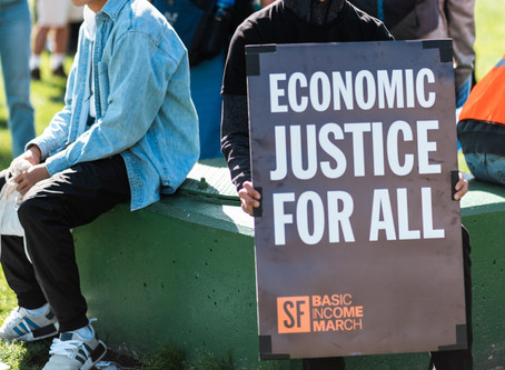 Layoffs, Pandemics, & Economic Collapse: My decision to join the basic income movement.