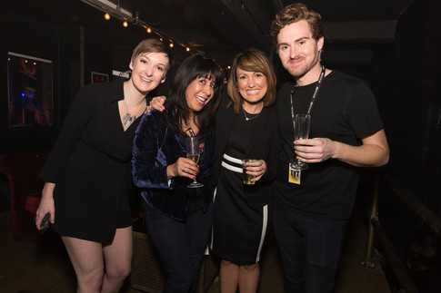 TYT Staff and Guests, photo by Cassandra Hanks