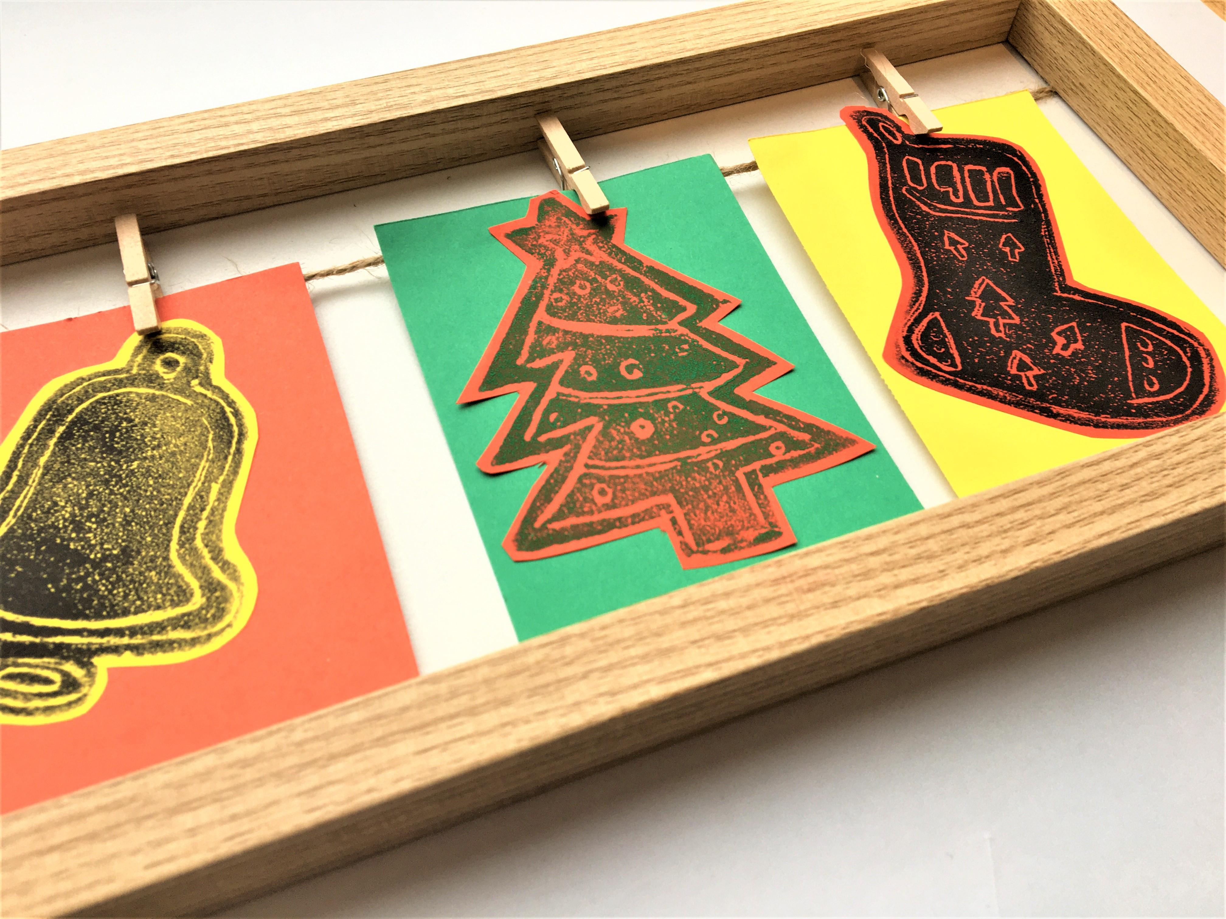 Framed Christmas Prints