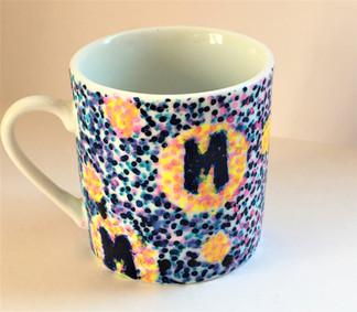 M Mug