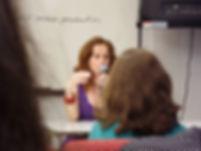Deborah Wasserman,visiting artist at SCAD