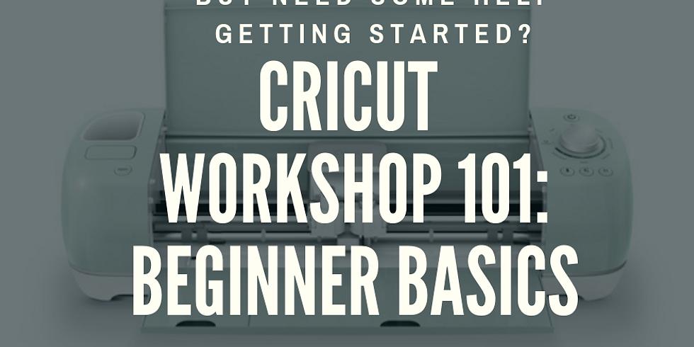 Cricut - Beginner Basics Course